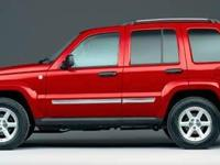 2006 Jeep Liberty Limited PowerTech 3.7L V6 4WD. Please
