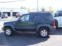 Options Included: N/A2006 Jeep Liberty Sport 4x4 CRD
