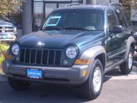 Options Included: N/AInexpensive 4 wheel drive Jeep