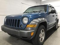 Options:  2006 Jeep Liberty Sport|Blue|Carfax