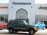 Options:  2006 Jeep Liberty 4Dr Sport 4Wd|Roof - Power