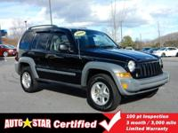 How tempting is this terrific 2006 Jeep Liberty Sport