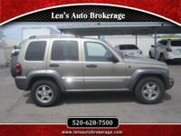 Options:  2006 Jeep Liberty Clean Four Wheel Drive Jeep