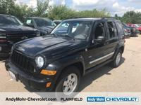 Priced below KBB Fair Purchase Price!  Jeep Liberty