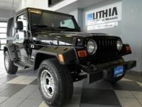 2006 Jeep Wrangler 2dr 4x4 X X Our Location is: Lithia