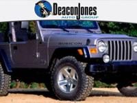 WAS $18,995. Rubicon trim. Premium Sound System,