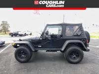 Recent Arrival! Clean CARFAX. This 2006 Jeep Wrangler