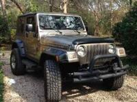 2006 Jeep Wrangler Rubicon This SUV has 72,000 miles