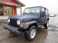 Options:  2006 Jeep Wrangler Visit Auto Group Leasing