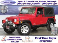 **** JUST IN FOLKS! THIS 2006 JEEP WRANGLER UNLIMITED