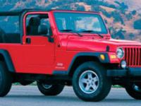 SUPER clean 2006 Jeep Wrangler Unlimited! This is a
