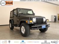 New Price! 2006 Jeep Wrangler X PowerTech 4.0L I6 Black