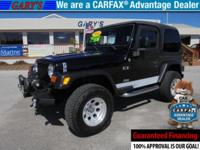 ** CARFAX NO ACCIDENTS ** HARD TOP ** 15 INCH EAGLE