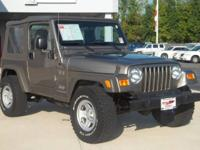 Options Included: 4 Wheel Drive, Fog Lamps, New Tires,