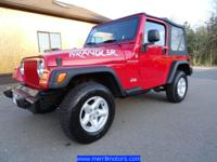 Exterior Color: flame red, Engine: 4.0 L I6, Fuel: Gas,
