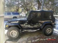 2006 Jeep Wrangler X This 2006 Jeep Wrangler X is in