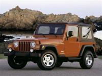 Exterior Color: black, Body: SUV, Engine: 4.0L I6 12V