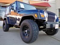 2006 Jeep Wrangler X 4x4. This Wrangler is in above