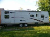 2006 K-Z Jag Travel Trailer This 32 foot travel trailer