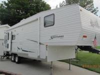 2006 30' Sportsman RV - No Smoking, No Pets. Like New.