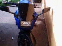 I have a 2006 Ninja 250CC that i am selling for 1200