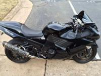 Year: 2006Make/Model: Kawasaki zx-14Mileage: 16,280
