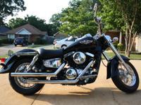 "2006 Kawasaki ""Vulcan 1500 Classic� Motorcycle. High"