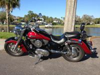 For sale is a very nice 2006 Kawasaki Vulcan 1600