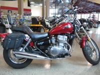 2006 Kawasaki Vulcan 500 LTD Ready for summer  LOW SEAT