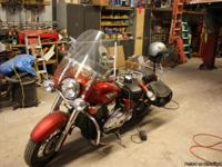 2006 Vulcan with 3,900.00 miles.  Looks great,
