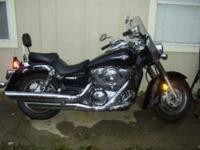 Description kawasaki 1600 Vulcan Classic. Bought this