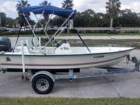 2006 TRICK LARGO 15' WITH 60 HP 4 PATTERN YAMAHA