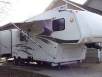 2006 Keystone Cougar 289efs bunkhouse fifth wheel, 32