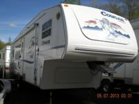 2006 KEYSTONE COUGAR Model 290EFS with POLAR PACKAGE