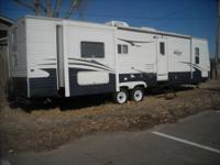 Super NICE 32 foot BHDS travel trailer for sale by
