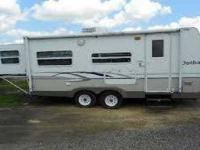 2006 Keystone Outback Considered to be fully self