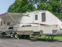 2006 Keystone Outback 30RLS Sydney Edition travel