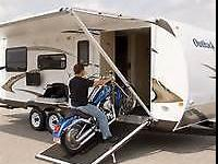 CAMP, QUAD, BIKE WITH THIS TRAILER. 29 FOOT, 2