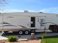 2006 Keystone Copper Canyon 293SLS 5th Wheel. Length