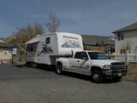 2006 Keystone RV Montana Mountaineer M-30 & 2000 Dodge