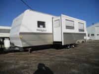 2006 31' Keystone Springdale 295BH BUNK BEDS, 1 SLIDES