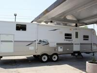 2006 Keystone Springdale, 31' travel trailer, design