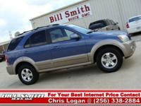 Options Included: This is one Sharp Kia Sorento! This