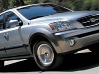 Only 83,639 Miles! This Kia Sorento delivers a Gas V6