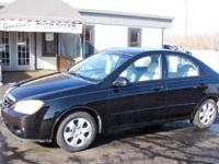 2006 Kia Spectra ** 2.0 L 4cyl ** 5 rate automated **