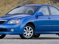 Spectra LX, Dual front impact airbags, Dual front side