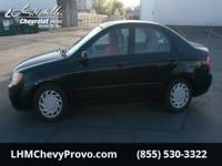 Only 103,816 Miles! This Kia Spectra delivers a Gas I4