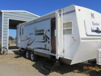 Model 253TS- The Trailer is located in the Anderson