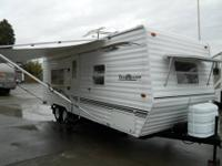 2006 Komfort Trailblazer M-23 Travel Trailer (24')