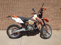 Motorcycles Off-Road 793 PSN . 2006 KTM 525 XC-G Racing